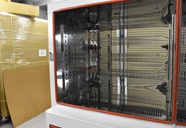 塗板の焼付乾燥に最適!熱風循環型卓上乾燥炉 CO‐150