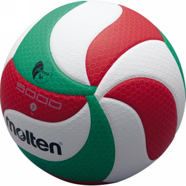 モルテン フリスタテック バレーボール 5号球 V5M5000 [10個セット] C 1408