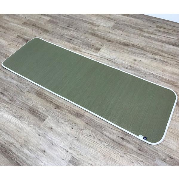 ヨガマット ロータス 畳 ヨガインストラクター公認 ピラティス ストレッチ 畳ヨガ 90×180cm イケヒコ・コーポレーション