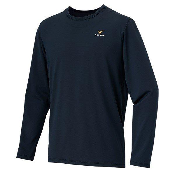 VENEX リカバリーウェア リフレッシュ Tシャツ ロングスリーブ メンズ ベネクス