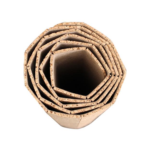 ヨガマット コルク  天然素材 すべりにくい ピラティスマット ストレッチ