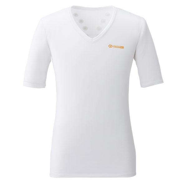コラントッテ X1 Vネックハーフスリーブシャツ