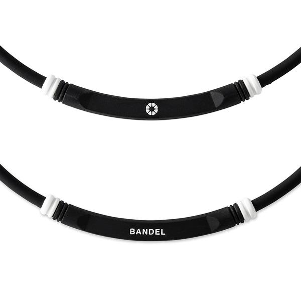 BANDEL ヘルスケア ボールド ネックレス ライトスポーツ バンデル 男女兼用 軽量 磁力  首 肩こり 血行改善