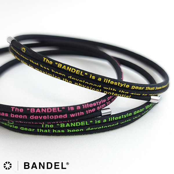 BANDEL Healthcare flexible Necklace バンデル ヘルスケア フレキシブル ネックレス  comfort benefit