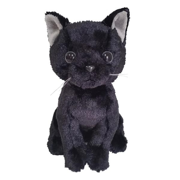 リアルでかわいいネコのぬいぐるみ|プレミアムキティ クロネコ
