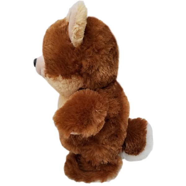 【電池プレゼント】動く犬のぬいぐるみおもちゃ|ウォーキングトーキングパピー ポメラニアン