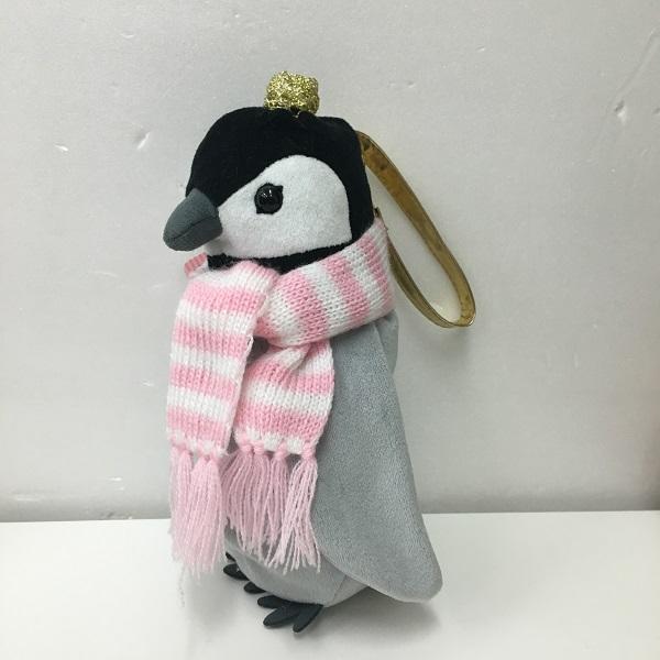 鳥のペンケース|クラウンポーチ ベイビーペンギン