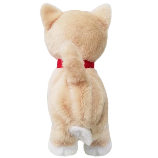 【電池プレゼント】かわいい動く犬のぬいぐるみ|ウォーキングカワイイバディーズ シバイヌ