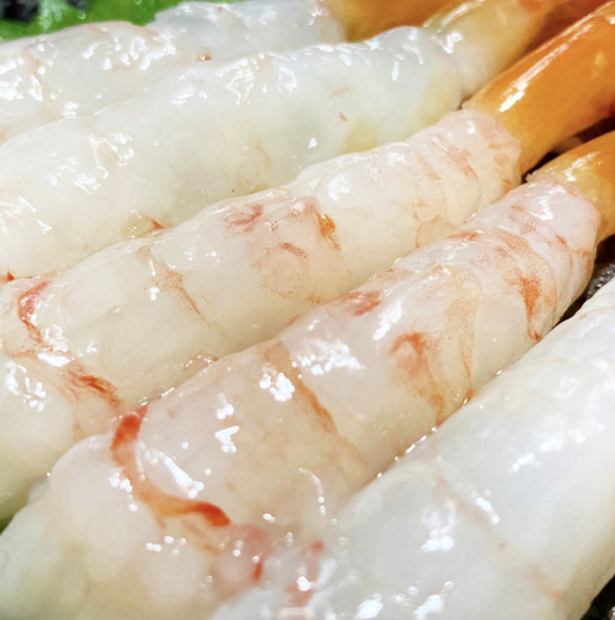 ぼたん海老  500g  20尾前後  冷凍  ボタンエビ  ボタン海老  海老  生食用  刺身  おつまみ