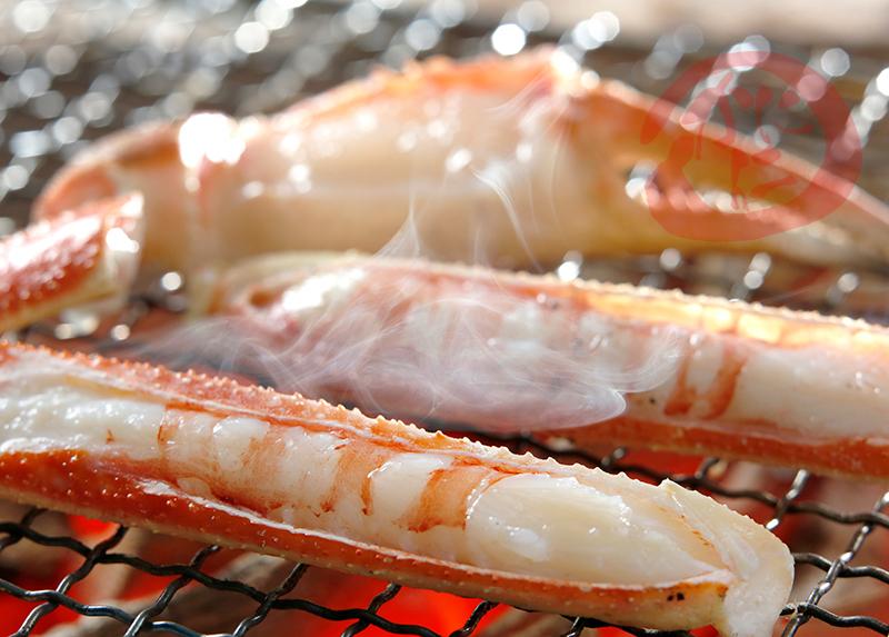 生ズワイガニ 1kg ポーション ずわい蟹 殻剥き不要で食べやすい