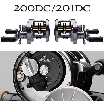 シマノ NEW カルカッタコンクエスト 200DC