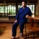 久留米厚織作務衣 さむえ サムイ 敬老の日 父の日 還暦祝い 久留米織 日本製 敬老の日