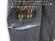 女性用ゆったりもんぺ ドビー織<日本製久留米産ルーズフィットイージーパンツ>