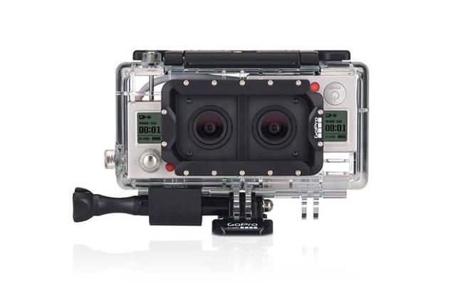 【訳あり品セール】GoPRO HERO3 アクションカメラゴープロ デュアルヒーローシステム AHD3D-301