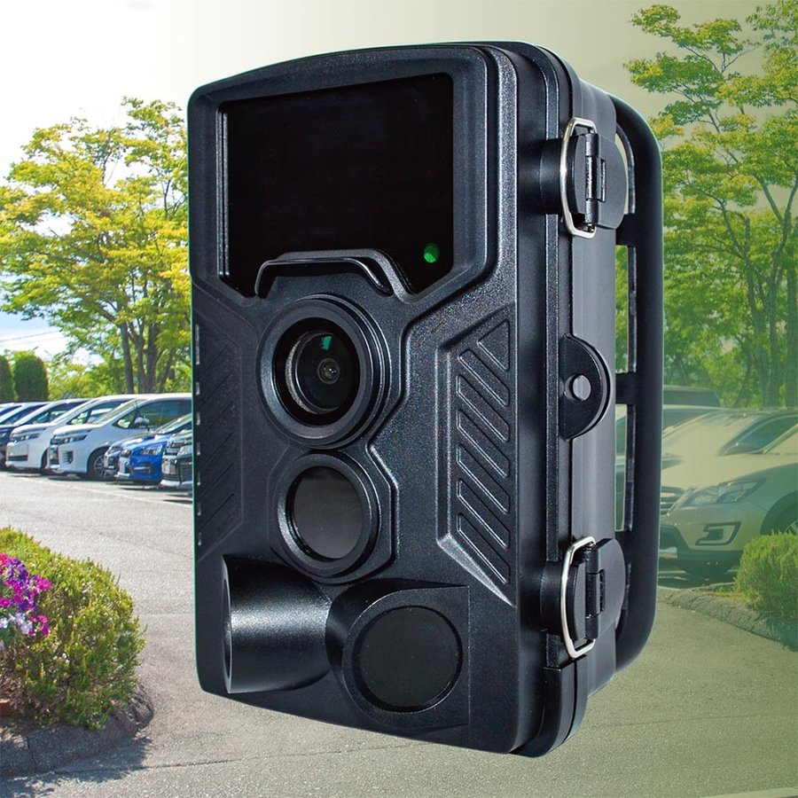レンジャーカメラ 長時間稼動・高感度モデル NX-RC800 F.R.C.NEXTEC