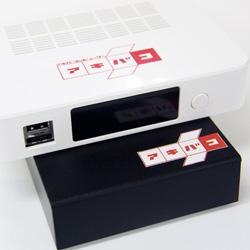 アキバコ・カラバコ・アキバコX-2対応 外付けハードディスク HDD ABC-4TB