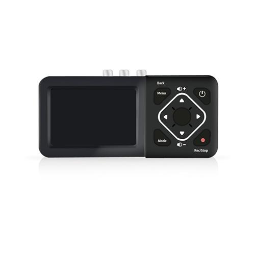 コンポジット、S端子入力・録画対応 アナログ録画機 TADREC-S2