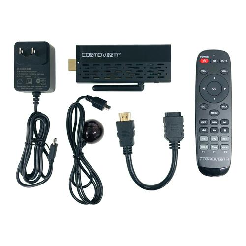 世界どこからでも世界のテレビが視聴可能!マル秘機能搭載 COSMO VISTA