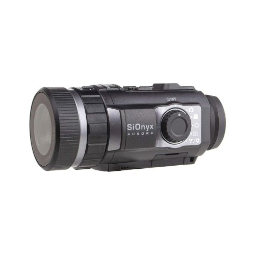 SiOnyx(サイオニクス) 防水型超高感度デイナイトビジョンカメラ Aurora Black CDV-200C (SKU CODE C011600)