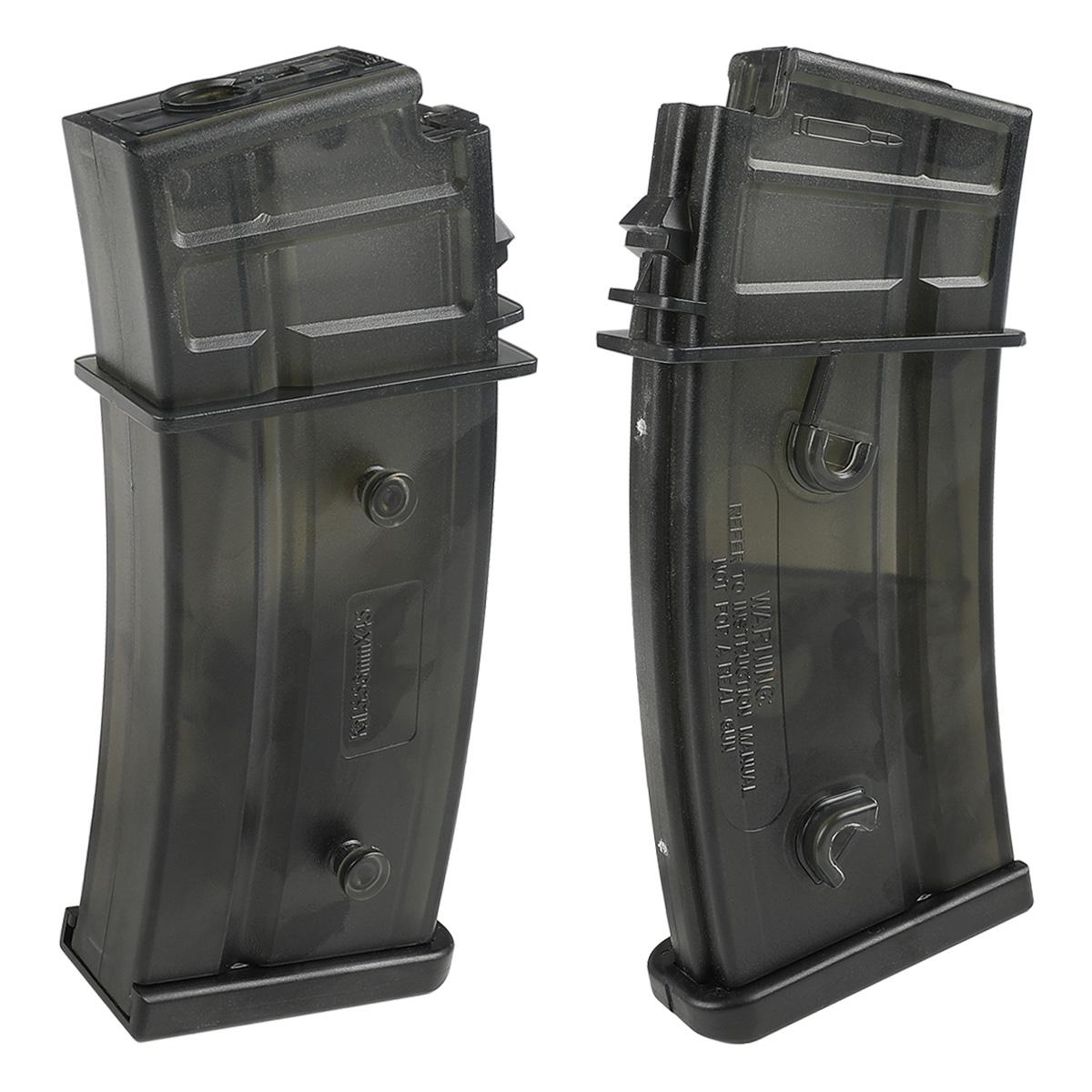 【同梱不可】 SRC H&K XM8-CF フルサイズ電動ガン NV Black (JP Ver.) 【配送業者:佐川急便限定】