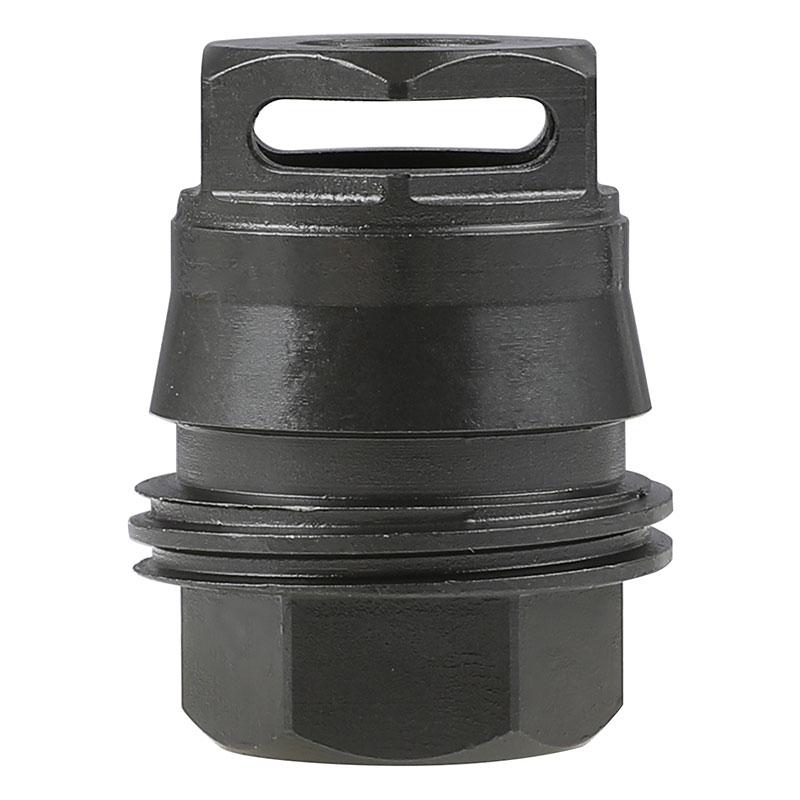 【パーツ類ポイント5倍!9月21日8時59分まで】 Airsoft Artisan SIG MCX SRD762-QD テーパーロックタイプマズルブレーキ (14mm逆ネジ/別売762Ti-QDサプレッサー用)