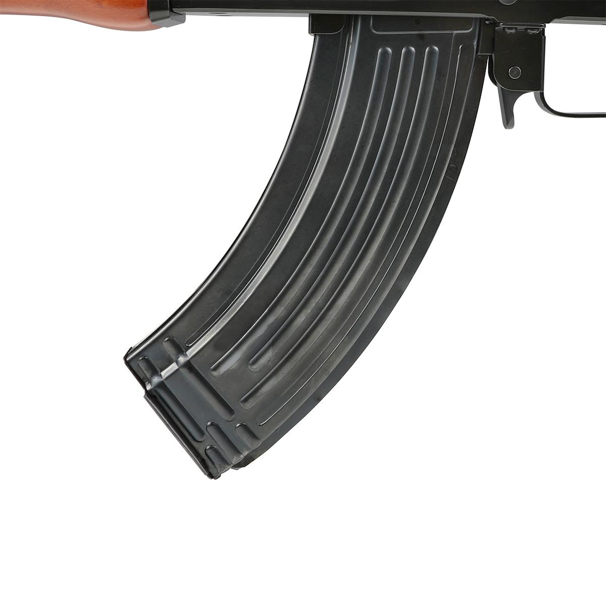 【同梱不可】 SRC AK47 フルメタル電動ガン NV (リアルウッド JP Ver.) 【配送業者:佐川急便限定】