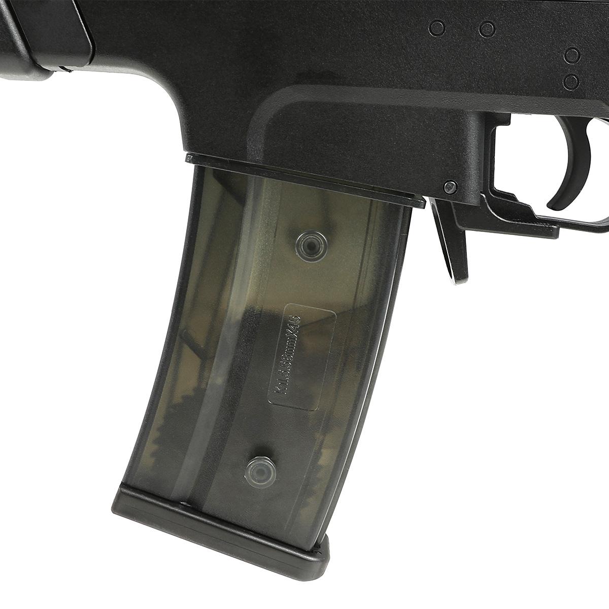 【同梱不可】 SRC H&K XM8 フルサイズ電動ガン NV Black (JP Ver.) 【配送業者:佐川急便限定】