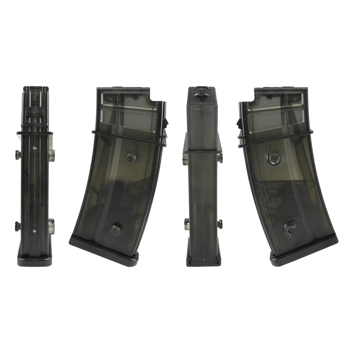 【同梱不可】 SRC H&K XM8-R フルサイズ電動ガン NV Black (JP Ver.) 【配送業者:佐川急便限定】