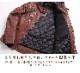 レザーフーディージャケット/ Leather Hoody Jacket [20WJ-1]