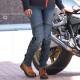 カップ付きデニムパンツ レディース/ DENIM PANTS WITH CUP PROTECTION LADIES (ヴィンテージネイビー) [FRP-27V-VNV]