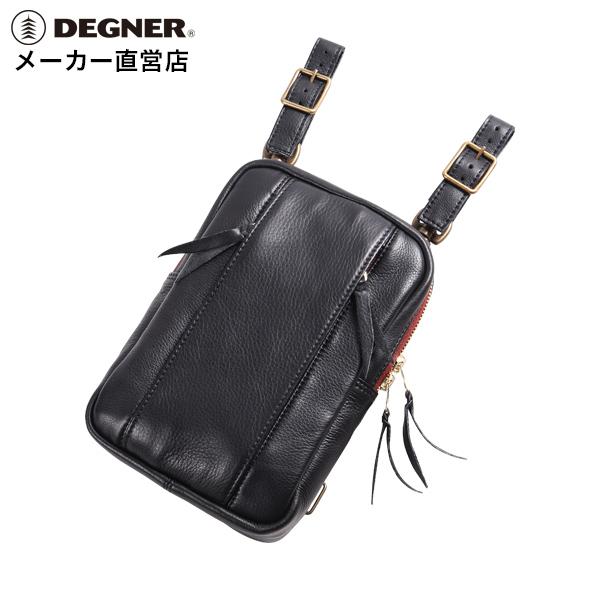 レザーホルスターバッグ/LEATHER HOLSTER BAG [W-49A]