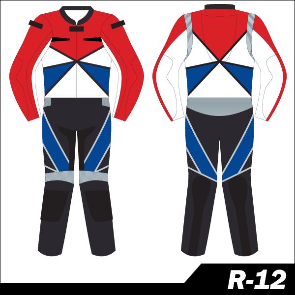 レーシングスーツ/RACING SUITS [R-12]