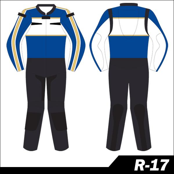 レーシングスーツ/RACING SUITS [R-17]