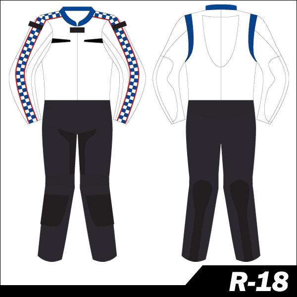 レーシングスーツ/RACING SUITS [R-18]