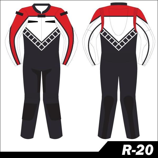 レーシングスーツ/RACING SUITS [R-20]