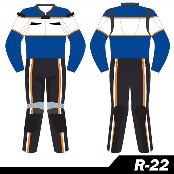 レーシングスーツ/RACING SUITS [R-22]