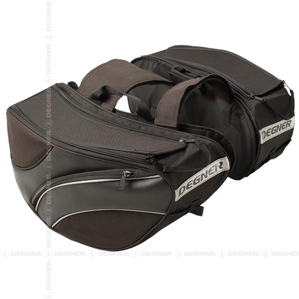 スポーツダブルバッグ/SPORTS DOBULE BAG(ブラック) [NB-102-BK]