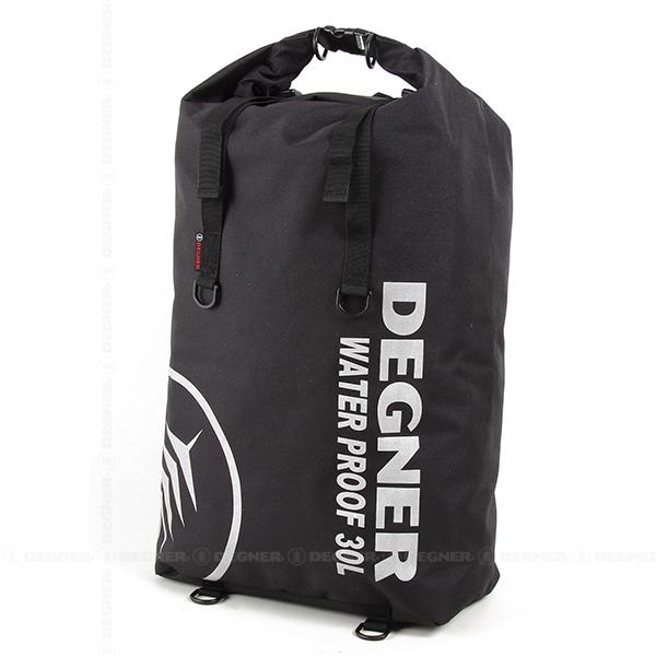 リフレクター付きレインバッグ/REFLECTOR RAIN BAG(ブラック) [NB-12C-BK]