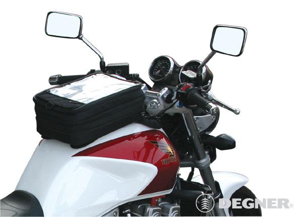 マグネット式タンクバッグ/MAGNET TYPE TANK BAG(ブラック) [NB-29MAG-BK]