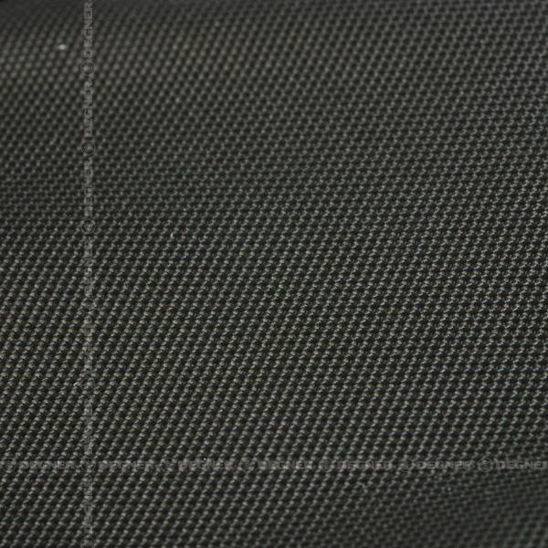 ナイロンサドルバッグ/NYLON SADDLEBAG(ブラック) [NB-125-BK]