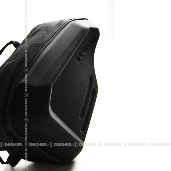 スポーツダブルバッグ/SPORTS DOUBLE BAG(ブラック/グレーパイピング) [NB-36-GRR]