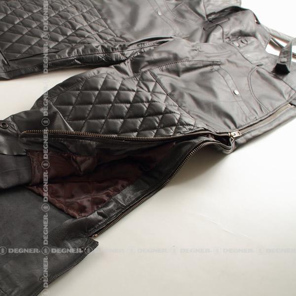 レザーオーバーパンツ / LEATHER OVER PANTS [RACP-3]