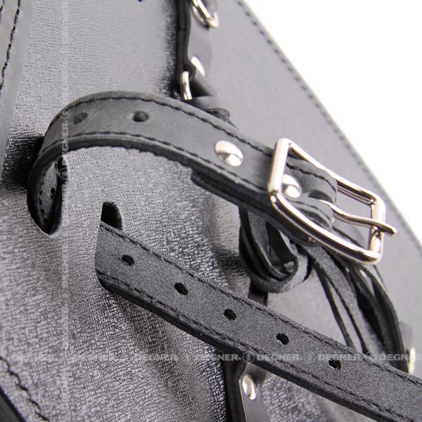 レザーリジッドバッグ/LEATHER RIGID BAG(ブラック) [SB-67IN-BK]