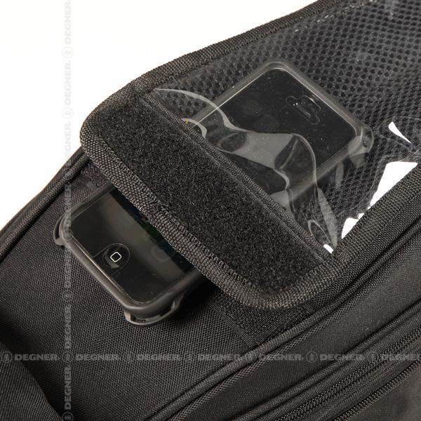 マグネット式タンクバッグ/MAGNET TYPE TANK BAG(ブラック) [NB-127-BK]