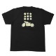 Speed mamotte コットン Tシャツ / Speed mamotte Cotton T-shirt [21TS-3]