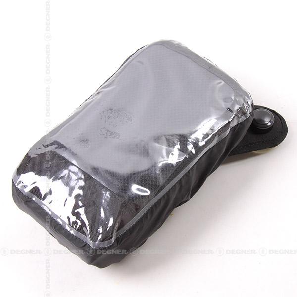 交換可能吸盤式タンクバッグ/SUCKER TYPE TANKBAG(ブラック) [NB-142-BK]