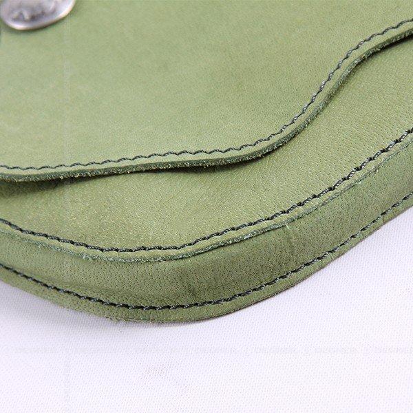 レザーサブポケットバッグ / LEATHER SUB POCKET BAG[W-104]
