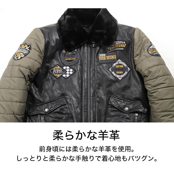 アビエータージャケット/AVIATOR JACKET[20WJ-5]