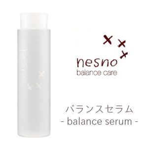 nesno(ネスノ) バランスセラム 化粧水 210mL[ミネラルバランス水配合]