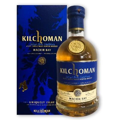 キルホーマン マキヤーベイ 700ml [KILCHOMAN]【シングルモルト ウイスキー ウィスキー スコットランド アイラ】